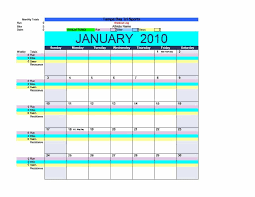 40 effective workout log calendar