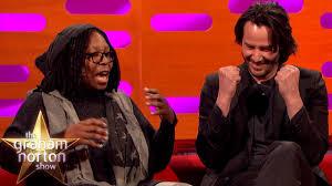 Whoopi Goldberg Freaks Out Keanu Reeves ...