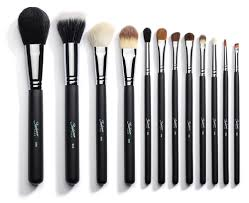 mac makeup brushes set and their uses