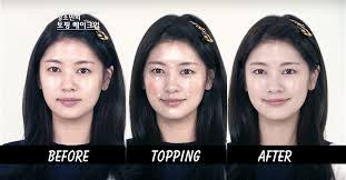 korean makeup trend alert topping