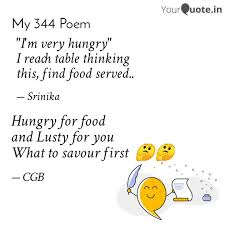 hungry for food and lusty quotes writings by harry potter