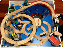 guide to the best wooden train sets 2018