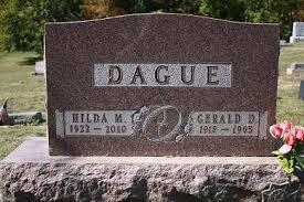 TRACY DAGUE JEPSEN, HILDA - Jackson County, Iowa | HILDA TRACY ...