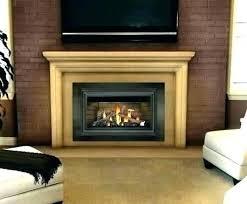 open gas fireplace star info