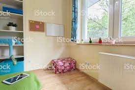 Kids Room With Pin Boards On Wall Stock Photo Download Image Now Istock