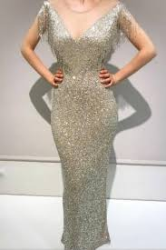 Dress ADELINE, Price € 54.61, Colour: silver | Fast shipping