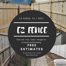 Ez Fence Ez Fence Updated Their Profile Picture Facebook