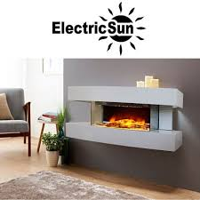 wall mounted electric fires electricsun