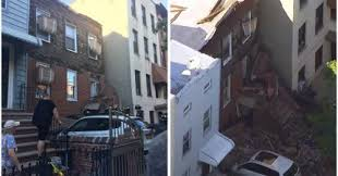 java street home collapsed yesterday