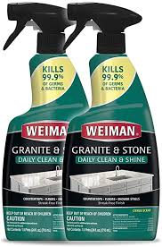 weiman disinfectant granite daily clean