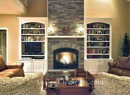 faux fireplace ideas ides diy phamduy