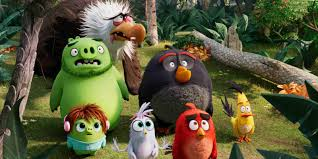 WATCH! The Angry Birds Movie 2 (2019) FULL MOVIE UNLIMITED STREAM | by  vdsfsfs | Watch France The Angry Birds Movie 2 [2019] full Movie sub