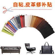 self adhesive leather sofa patch patch