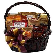 sympathy gift baskets funeral baskets