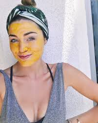 Probiotic Honey + Turmeric Face Mask — TORRSIM