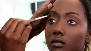 natural makeup for brown skin tutorial