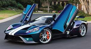 ford gt has a mustang svt cobra
