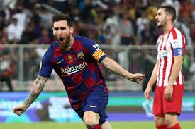 FC Barcelona 2-3 Atletico Madrid, Supercopa result: Atleti ...