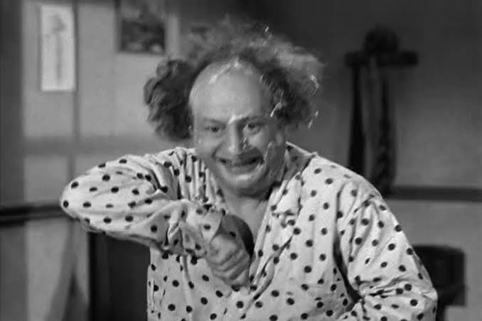 Image result for The Three Stooges: Hokus Pokus (1949)