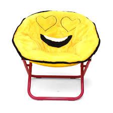 Shop Kids Soft Plush Saucer Chair Overstock 25071029