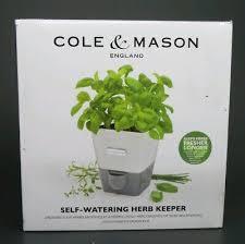 indoor herb garden planter pot