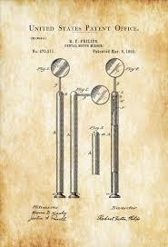 dental mirror patent print 1892