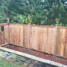 Beautiful Forest Hill Style Cedar Fence Fence All Ottawa Gatineau Facebook