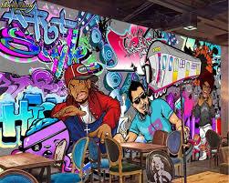 photo mural europa graffiti hip hop