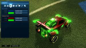 Outdated Glowing Decals Octane Rocket League Mods