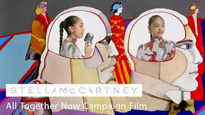 Stella McCartney x The Beatles All Together Now campaign film ...