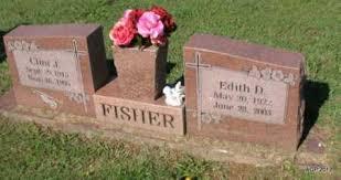 FISHER, CLINT J - Crawford County, Arkansas | CLINT J FISHER - Arkansas  Gravestone Photos