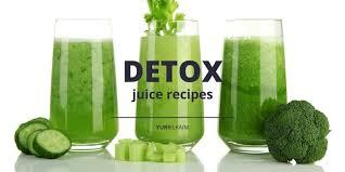 7 green detox juice recipes no fruit