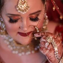 makeup artist yashika kashyap is a