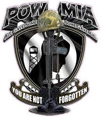 Pow Mia You Are Not Forgotten Decal Nostalgia Decals Military Vinyl Stickers Nostalgia Decals Online