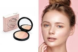 best korean highlighter makeup