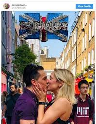 EastEnders star Aaron Sidwell announces engagement to girlfriend Tricia Adele  Turner
