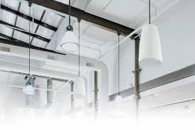 hang out with pendant speakers