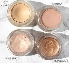 mac paint pots review swatches