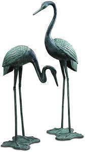 garden crane pair large spi san