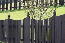 Styles Of Cuts For Top Of Wood Fences Midwest Fence