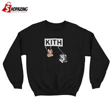 Kith x Tom And Jerry Swing Sweatshirt
