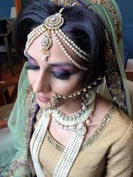 bridal makeup artist dubai wedding