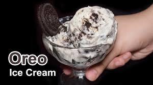 oreo ice cream without machine oreo