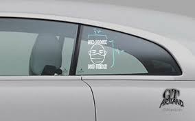 2 No Cover No Ride Safety Decal Sticker For Uber Lyft Drivers 3x4in Gt Artland Ebay