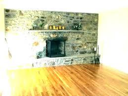 faux stone fireplace surround kits