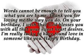 happy birthday quotes for boyfriend on instagram