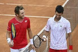 Casper Ruud on playing Novak Djokovic: I didn't want to be afraid and too  respectful