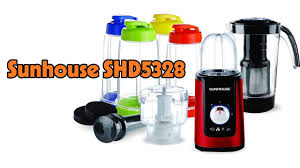 Review Máy xay sinh tố Sunhouse SHD5328   ZenVN Plus – Mua Sắm Giá Rẻ & Tư  Vấn Sức Khỏe