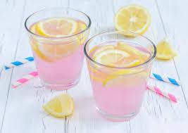 the unusual origins of pink lemonade