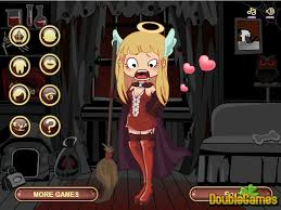 devilish dress up game